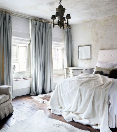 Pretty Bedroom Curtains