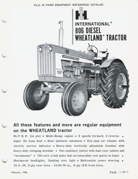 Diagrams Wiring : 1486 International Tractor Wiring