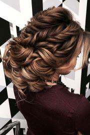 ideas braided wedding
