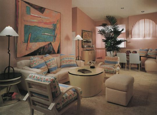 25+ best ideas about 1980s Interior on Pinterest