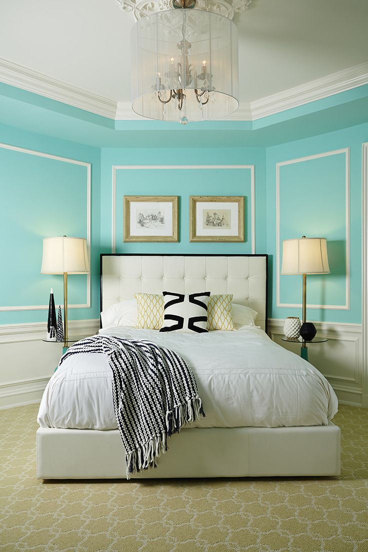 25 best ideas about Blue bedrooms on Pinterest  Blue