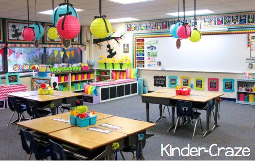 A Tiny Little Classroom Update