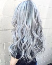 25+ best ideas about Silver hair colors on Pinterest ...