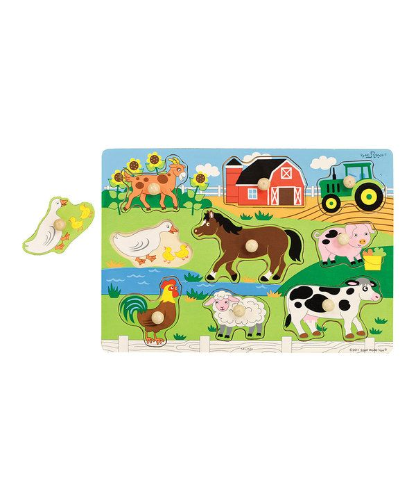 Ryans Room Farm NinePiece Puzzle Ps Puzzles and Look at
