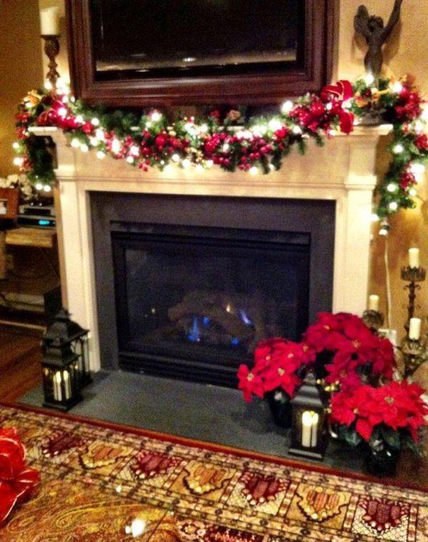Lisa Robertson39s home Christmas Decor Lisa Robertson