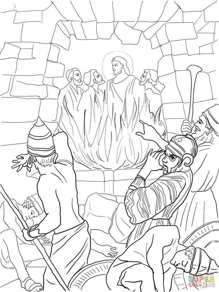 52 best images about Book of Daniel-Coloring Pages on