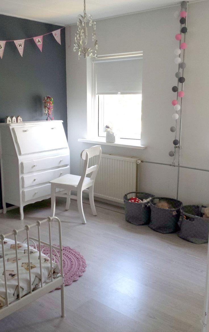 25 beste ideen over Meisjes Slaapkamer Kleuren op