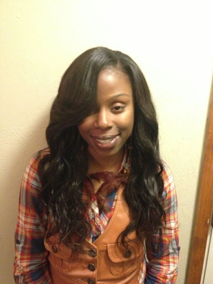 25 Best Ideas About Sew In With Bangs On Pinterest Chinese