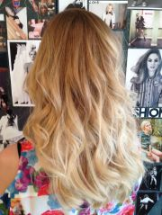 blonde dip dye ideas