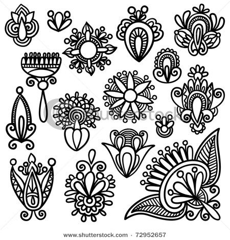 17 Best ideas about Indian Embroidery Designs on Pinterest