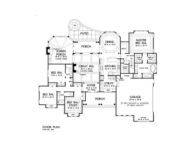 334 best Craftsman Home Plans images on Pinterest