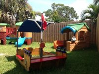 Playground and outdoor ideas for family home daycare ...
