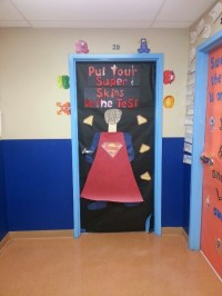 12 best images about testing door decorations on Pinterest ...