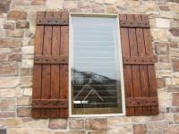 Best 25+ Wood shutters ideas on Pinterest
