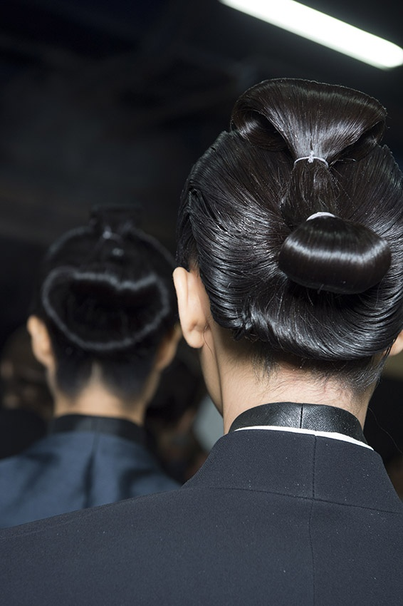 126 Best Images About 2015 Samurai Top Knot Hairstyles