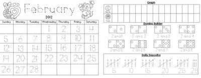 1000+ ideas about Kindergarten Calendar Math on Pinterest