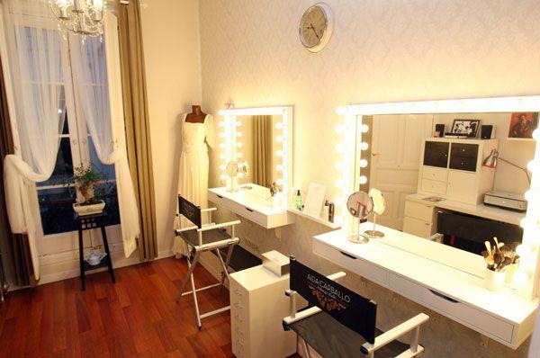Mi pequeo Estudio de Maquillaje en Gijn Asturias  El