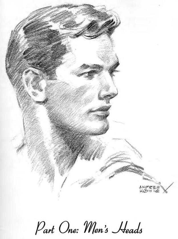 148 best images about Andrew Loomis on Pinterest
