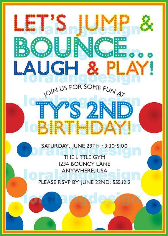 ideas about birthday invitation message