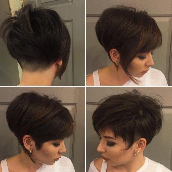 23 Besten Frisuren Bilder Auf Pinterest