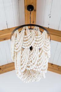 Best 25+ Wood Bead Chandelier ideas on Pinterest | Bead ...