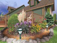 25+ trending Landscaping around deck ideas on Pinterest ...