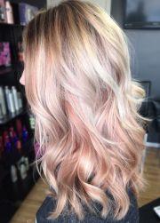 ideas gold hair