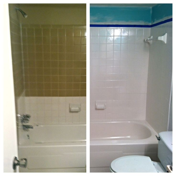 DIY Tub And Tile Reglazing How To Successfully Do It With An At Home Kit Things I Will