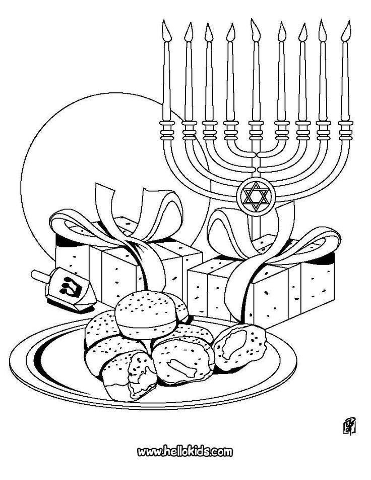 17 Images About Hanukkah On Pinterest Menorah Kids