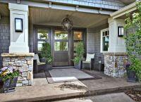 17 Best ideas about Front Entrances on Pinterest | House ...