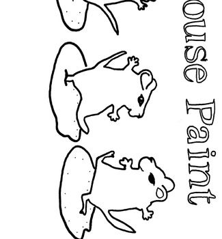 89 best images about Literature-Mouse Count, Mouse Shapes
