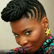 updo hairstyles african american