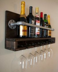 Best 10+ Wine glass rack ideas on Pinterest | Glass rack ...