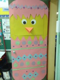 Easter Classroom Door Ideas