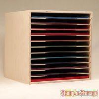 Ikea Expedit Paper Holder Storage 8.5x11 12x12 | craft ...