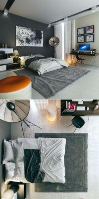 17 Best ideas about Men Bedroom on Pinterest | Men's ...