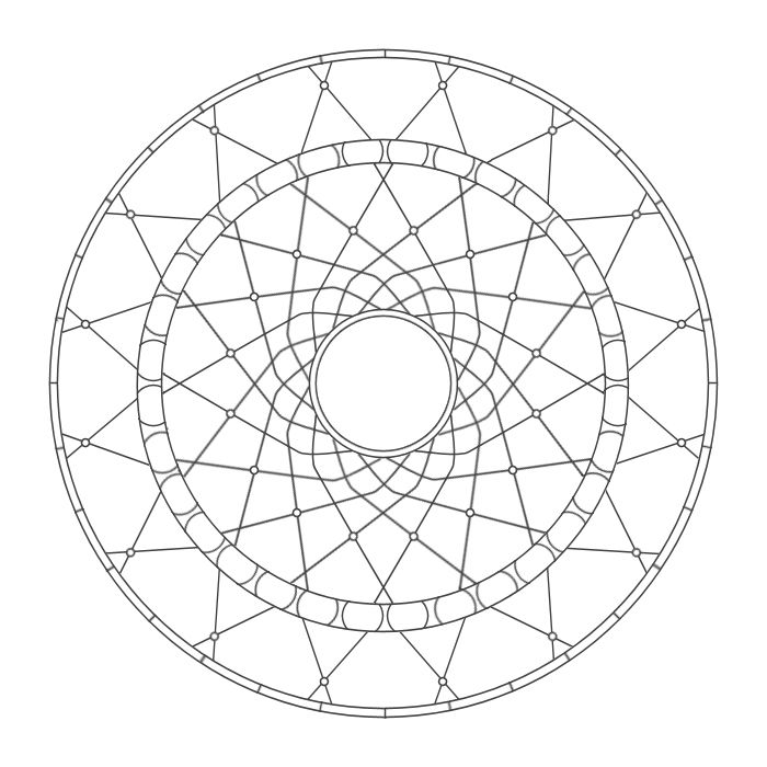 Coloring Mandalas: Dreamcatcher. http://coloringmandalas