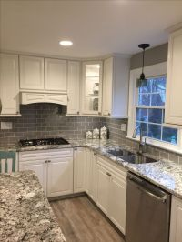 25+ best ideas about Glass tile backsplash on Pinterest