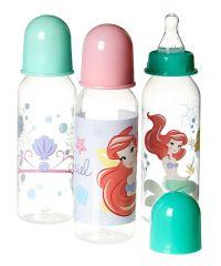 Disney Baby Disney Princess Ariel 9-Oz. Bottle - Set of ...