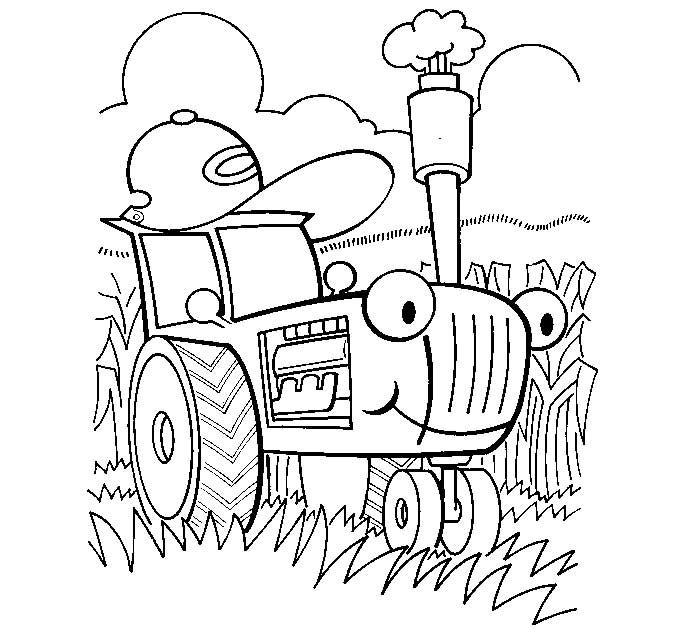 Kubota B2710 B2910 B7800 Tractor Operator Manual