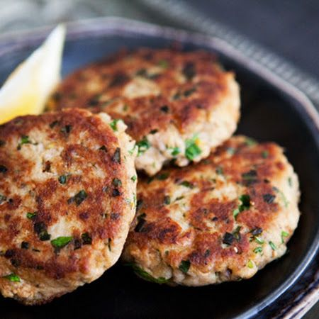 Tuna Patties… I just tried these and they were *fantastic*. I added a couple t