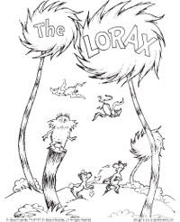 1000+ images about Dr. Seuss and Lorax on Pinterest
