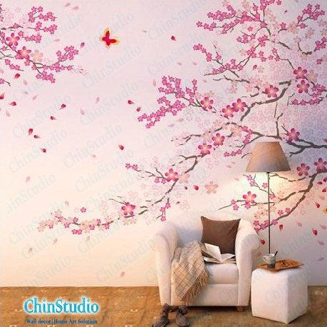 25 Best Ideas About Cherry Blossom Bedroom On Pinterest Cherry