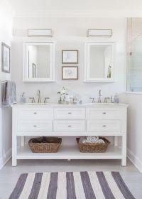 25+ best ideas about White Vanity Bathroom on Pinterest