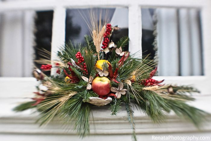 1000+ images about Williamsburg Christmas Decorations on