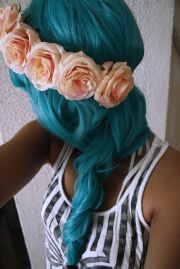 1000 ideas aqua hair