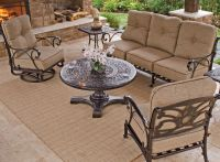 Best 25+ Cast Aluminum Patio Furniture ideas on Pinterest ...