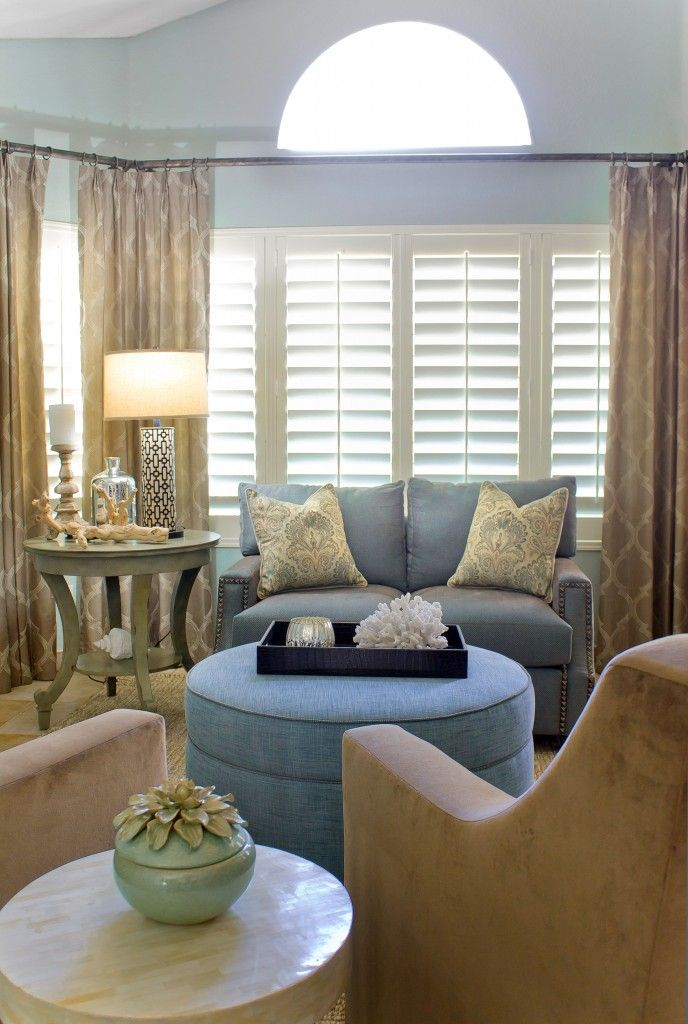 25 best images about Plantation shutters with curtains on