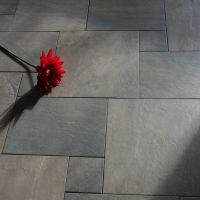 40 grey slate bathroom floor tiles ideas and pictures ...