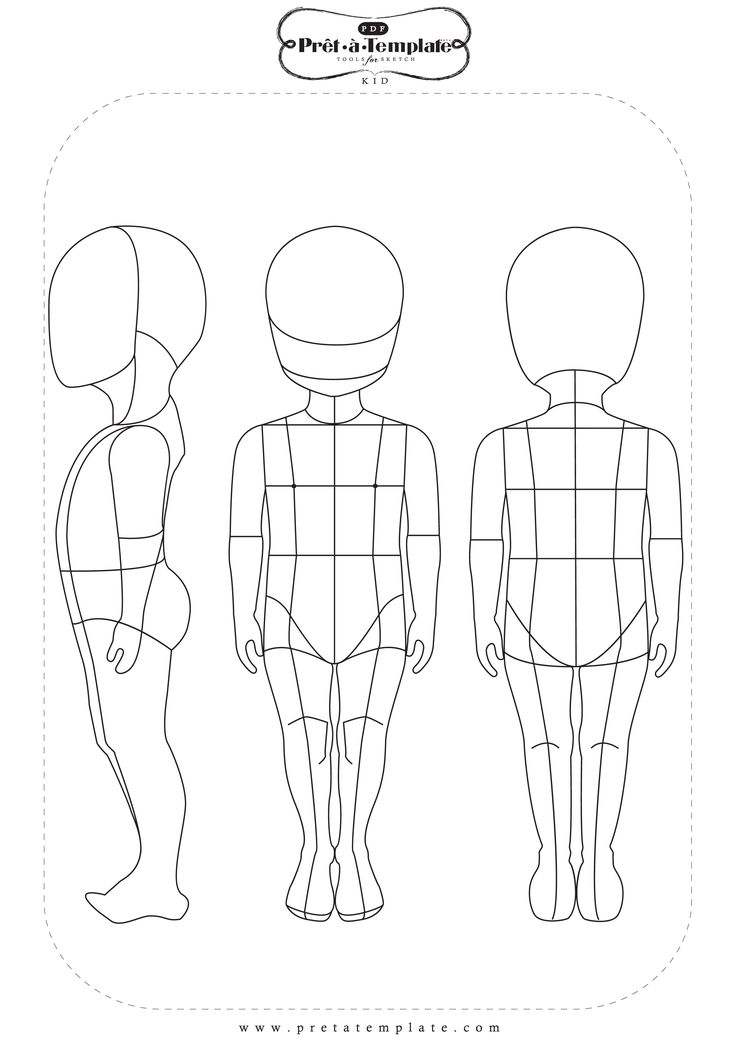 25+ best ideas about Fashion Sketch Template on Pinterest